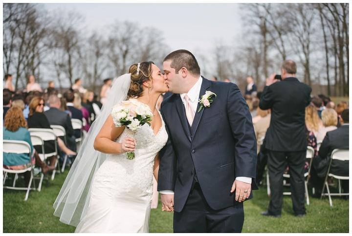 Vinny + Tori | A Cherry Blossom, Country Club Wedding, Indiana, PA | Indiana, PAPhotographer