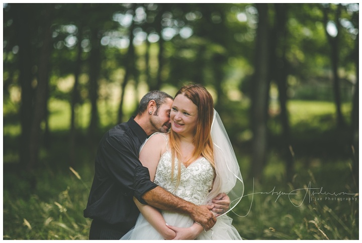 Shaun + Christine | A Rustic Barn Wedding at Burnhead Grazings, Indiana PA | Indiana PA Photographer