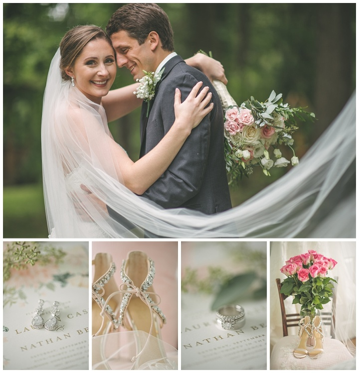 Nathan + Lauren | Waterfall Wedding at Springwood Conference Center, Verona PA | Indiana PA Photographer
