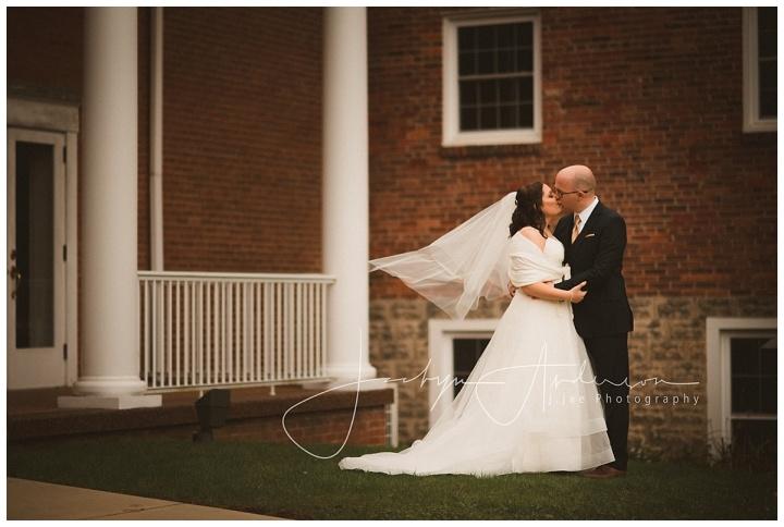 Josh + Laura | Fall Wedding, Canonsburg, PA | Indiana, PAPhotographer